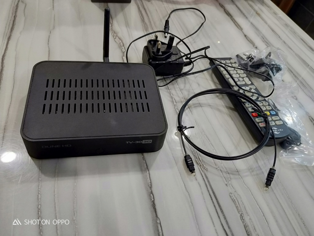 Dune HD-TV30-3D Media Player ( SOLD ) Img20146
