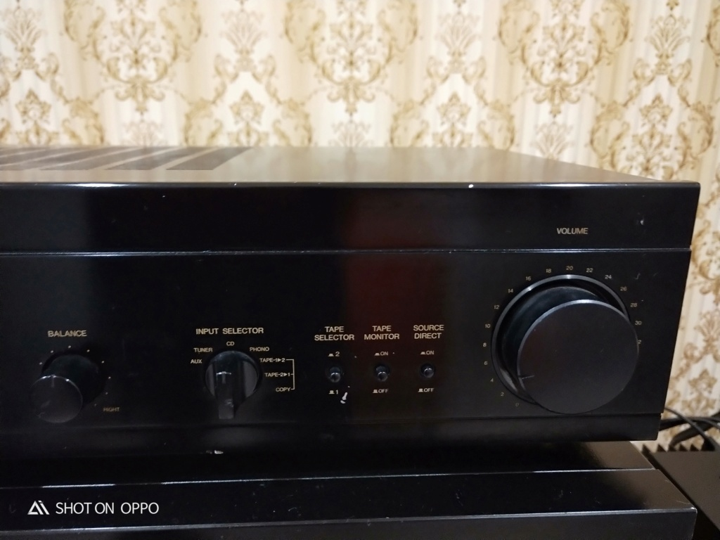 Denon PMA 350 MK II Amplifier ( Used ) Img20152