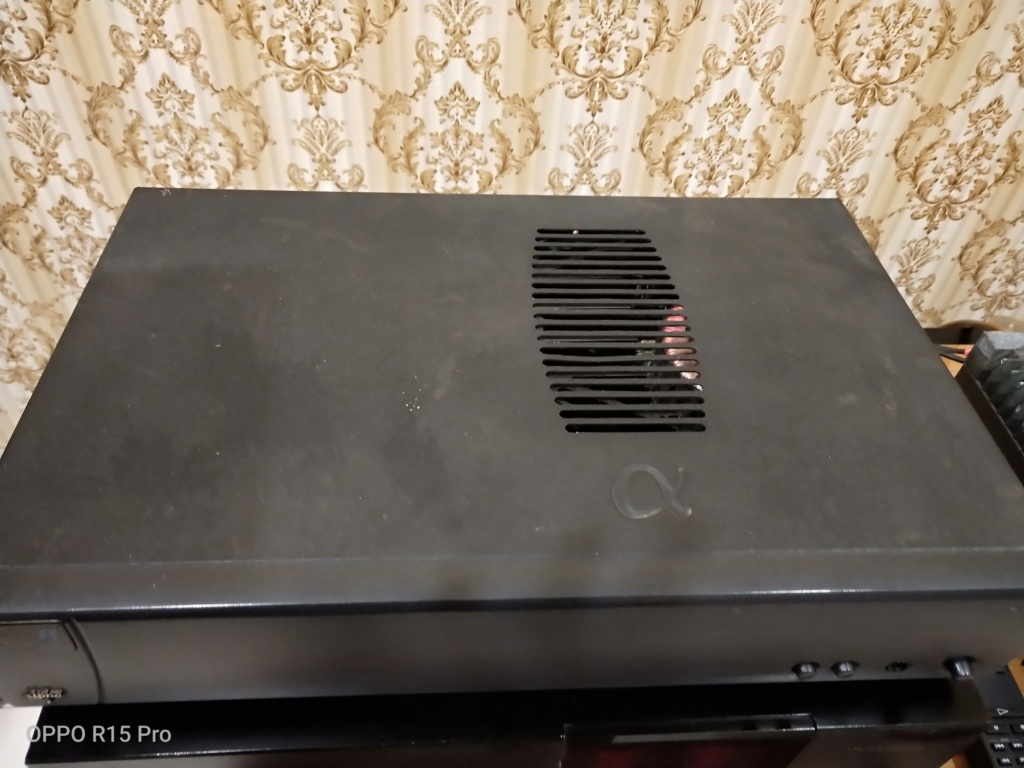 Arcam Alpha 9 Stereo Power Amplifier ( Sold ) Img20217