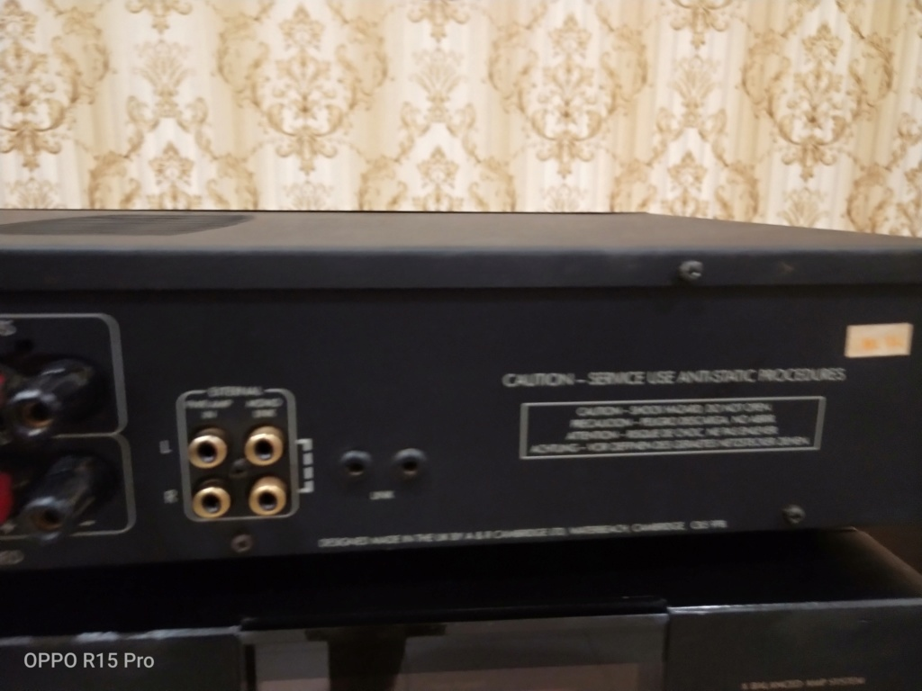 Arcam Alpha 9 Stereo Power Amplifier ( Sold ) Img20219