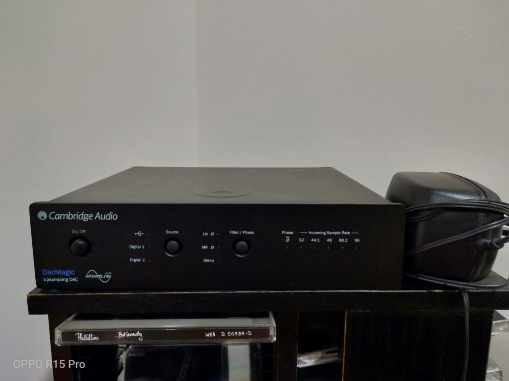 Cambridge Audio DAC Magic ( SOLD ) Img20220