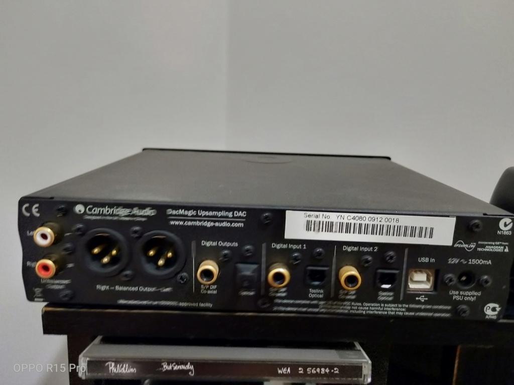 Cambridge Audio DAC Magic ( SOLD ) Img20221