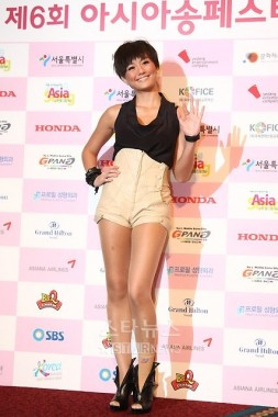 6th Asia Song Festival  :) Agnesm12