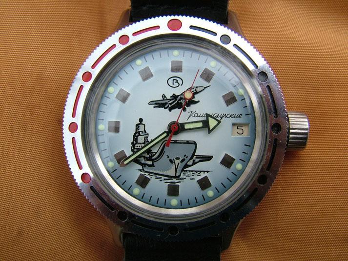 Vostok Amphibian Vostok12