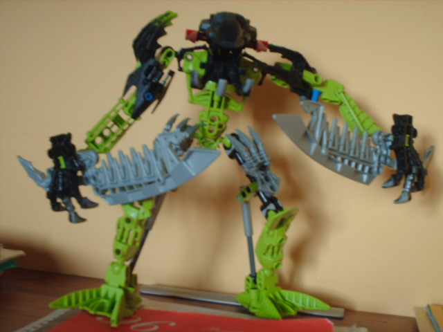 Bionicle, The echoes of Agora. Photo_10
