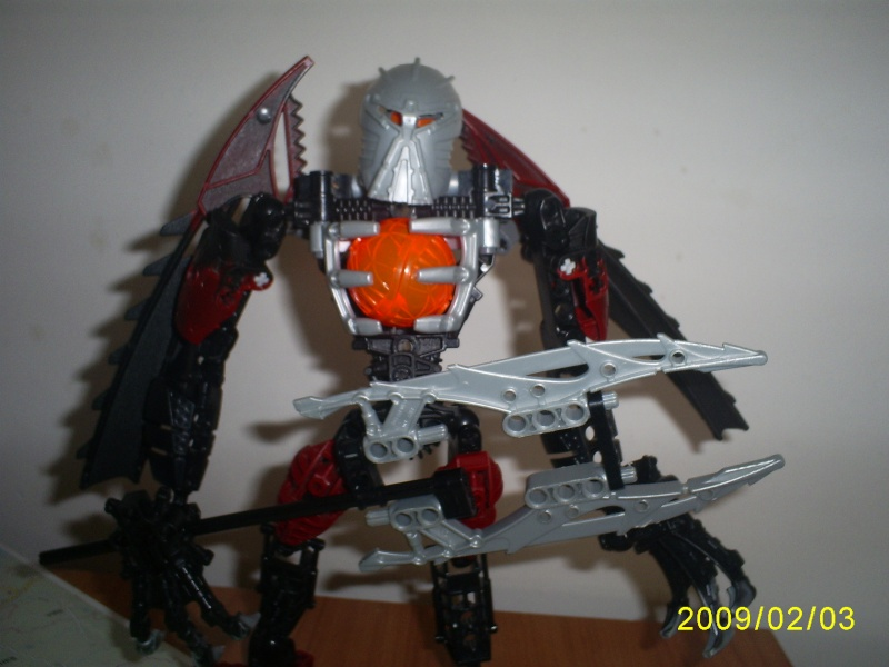 [moc] Les moc pour Bionicle echoes of Agora. Photo_19