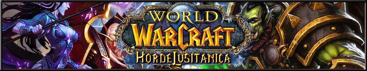WoW - HordeLusitanica - Guild - Portal Bunner10