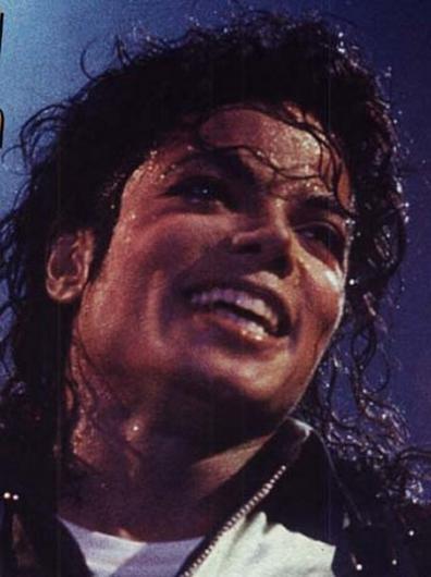 Michael's Sexy Smile 2510