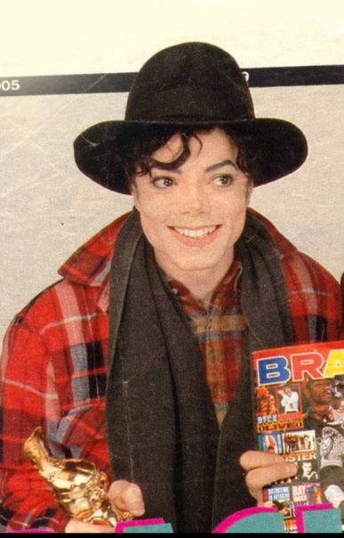 Michael's Sexy Smile 6332_110