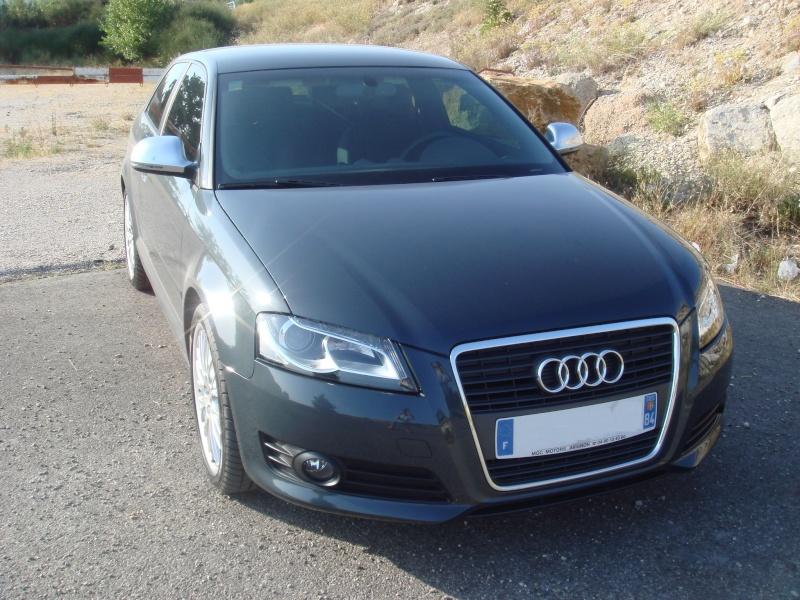 [Photo-Reportage] Audi A3 Facelift Meteor Grey Dsc05320