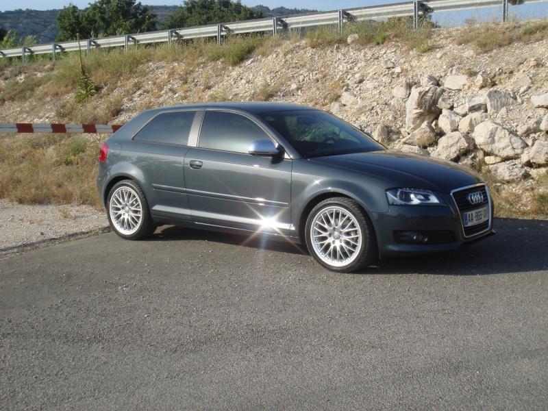 [Photo-Reportage] Audi A3 Facelift Meteor Grey Dsc05322