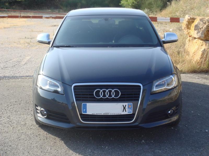[Photo-Reportage] Audi A3 Facelift Meteor Grey Dsc05329
