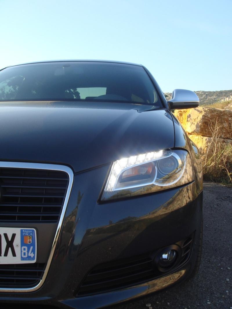 [Photo-Reportage] Audi A3 Facelift Meteor Grey Dsc06012