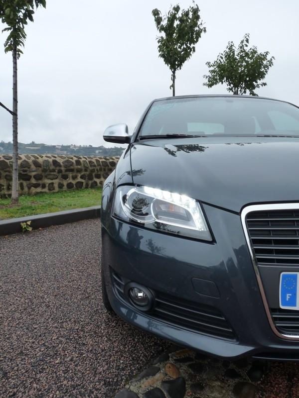 [Photo-Reportage] Audi A3 Facelift Meteor Grey P1010710