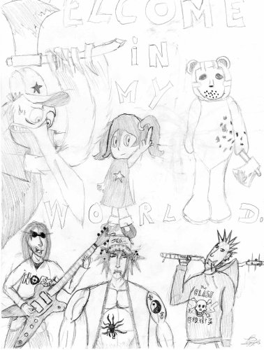 Les dessins de Zwons :-D Welcom11