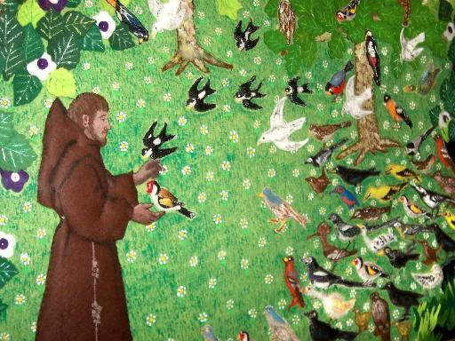 Le 4 Octobre : fête de Saint François d'Assise 65969610