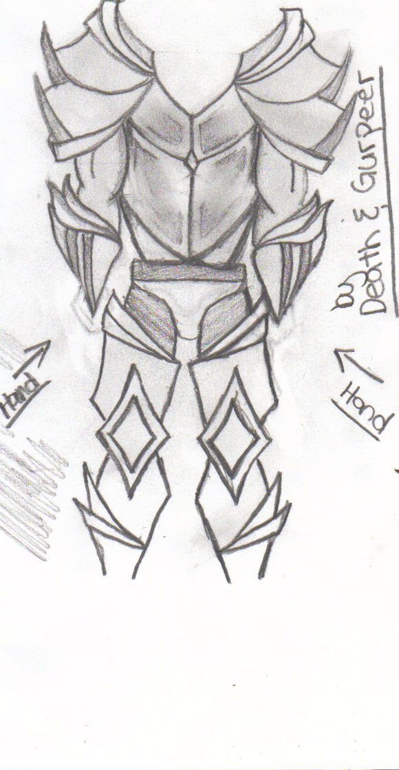 jason's crappy armor designs lmao -_- The_fi11