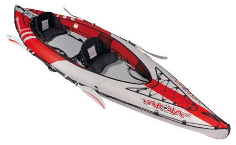 Le YAkkair Two Le parfait compagnon de voyage - kayak gonflable Zbk09_10