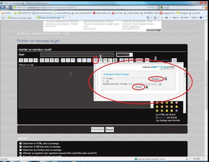 Tutoriel : Comment bien poster une image sur le forum Screen12