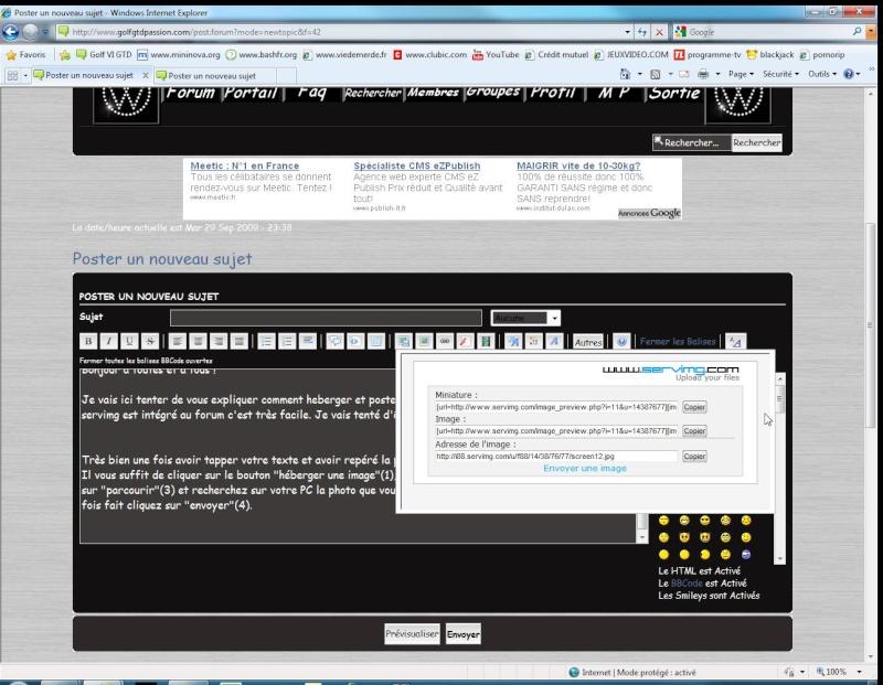Tutoriel : Comment bien poster une image sur le forum Screen13