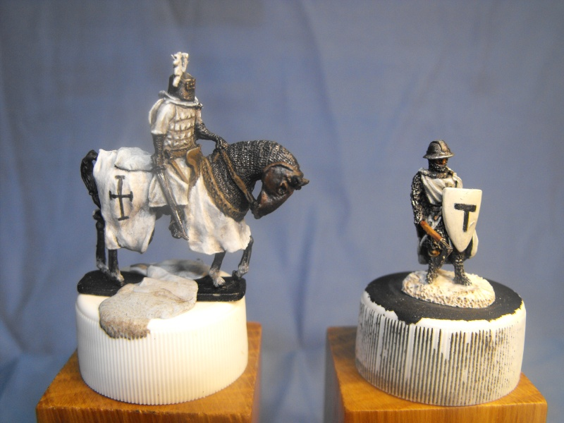 Teutonic knights in 1:72 scale Dscf0812