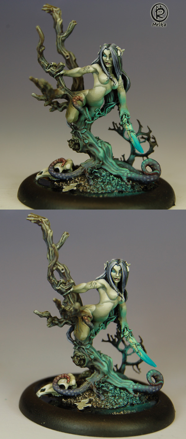 FEMALE MINIATURES  - Page 5 Dryad10