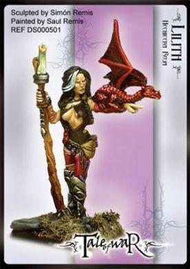 FEMALE MINIATURES  Lilith10
