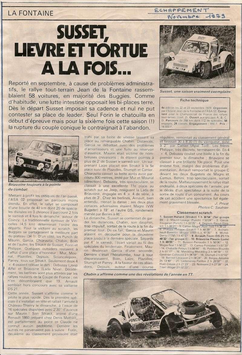 RETRO : Jean de la Fontaine 79 Articl12
