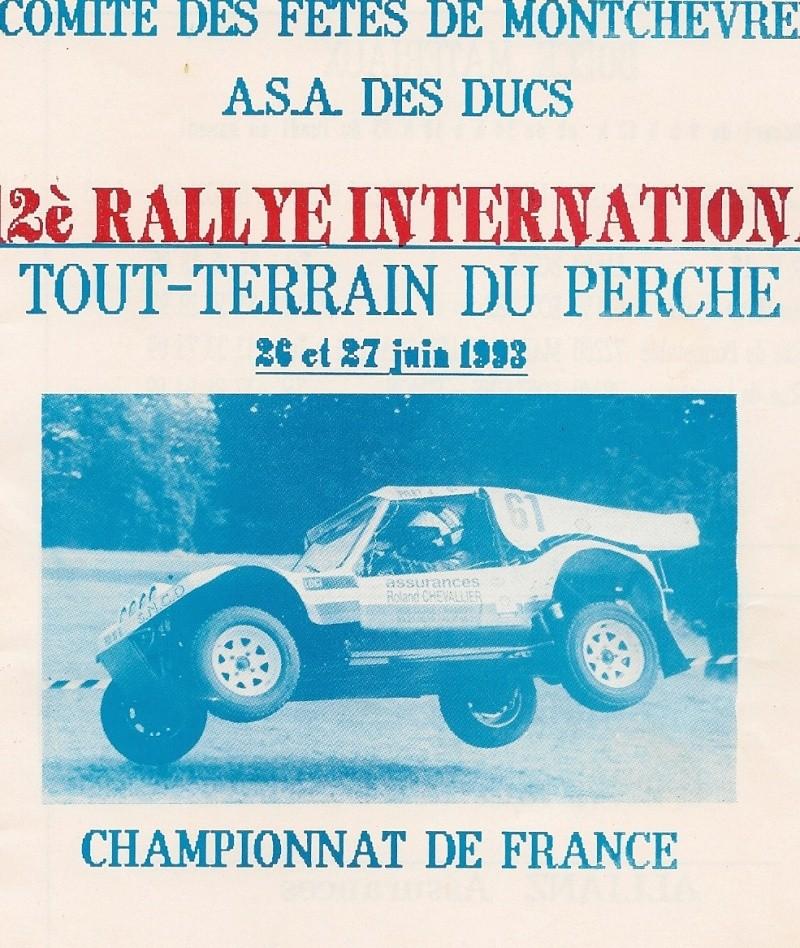 Programme Dunes & Marais  - 1993 / 1995 Perche10