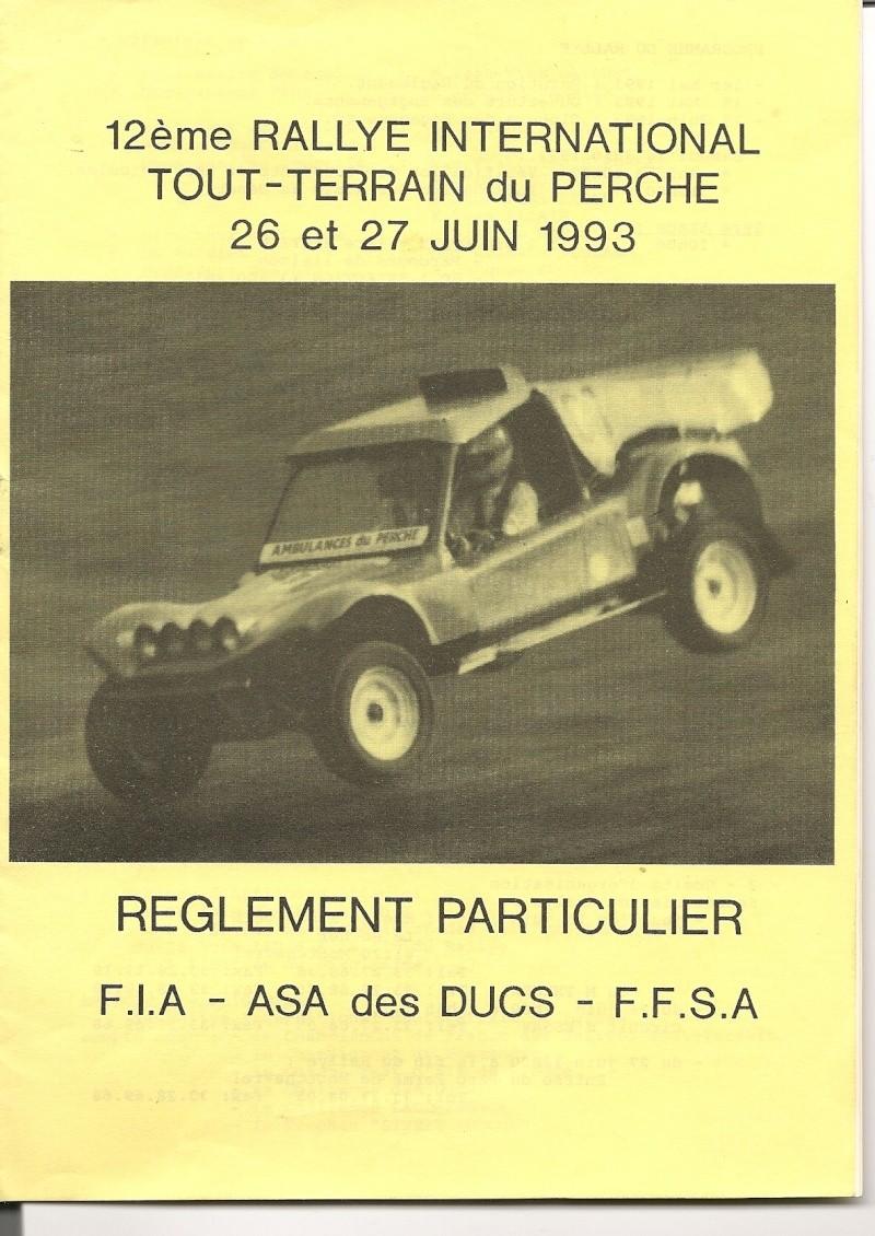 Programme Dunes & Marais  - 1993 / 1995 Reglem11