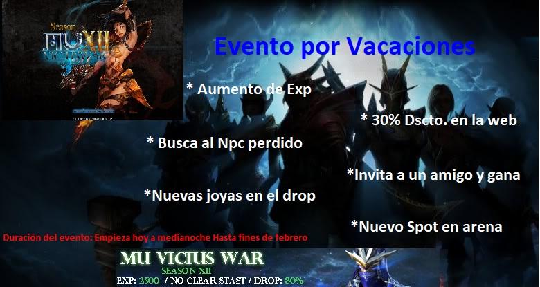 [EVENTO POR VACACIONES] Banner11