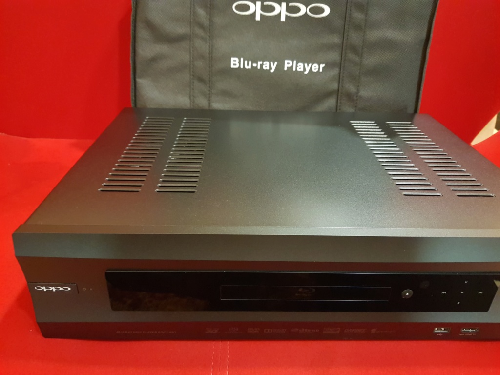 OPPO BDP-105D player 20181215