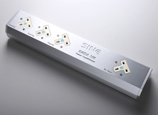 SINE S20A Power Conditioner Strip Sine_s10