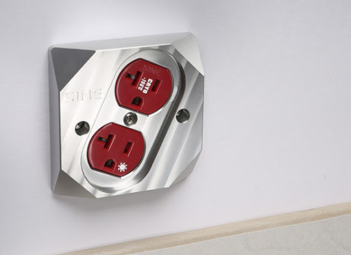 SINE extra thick nano platinum cryo wall outlet Sw2xt10