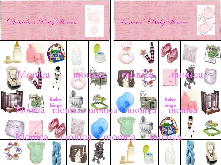 Bingo con imagenes Sonaja12
