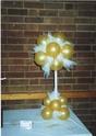 Topiario de globos Tree2010