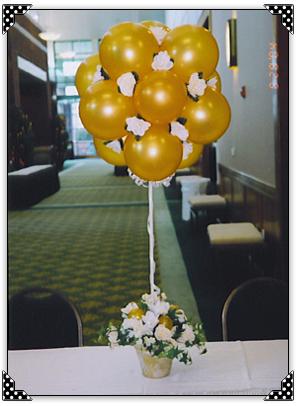 Topiario de globos Topiar10