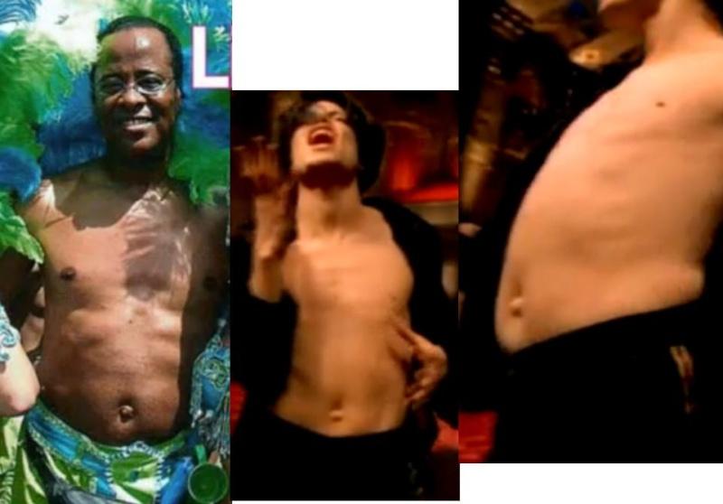 Conrad Murray vs Michael Jackson resemblances! Anothe11