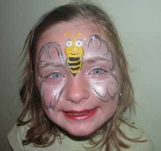 Professional Face Painting/Balloon Twisting Bumble10