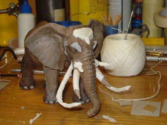 éléphant de guerre Olifan10