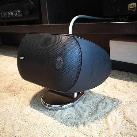 Bowers & Wilkins M1 Speakers - 2 or 3 pcs (used) M1_ctr11