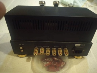 Century Tube Amp (used) Ronnie17