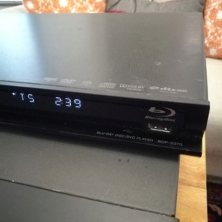 Sony BD-S370 Bluray Player (used) Prices reduced Sony_b10