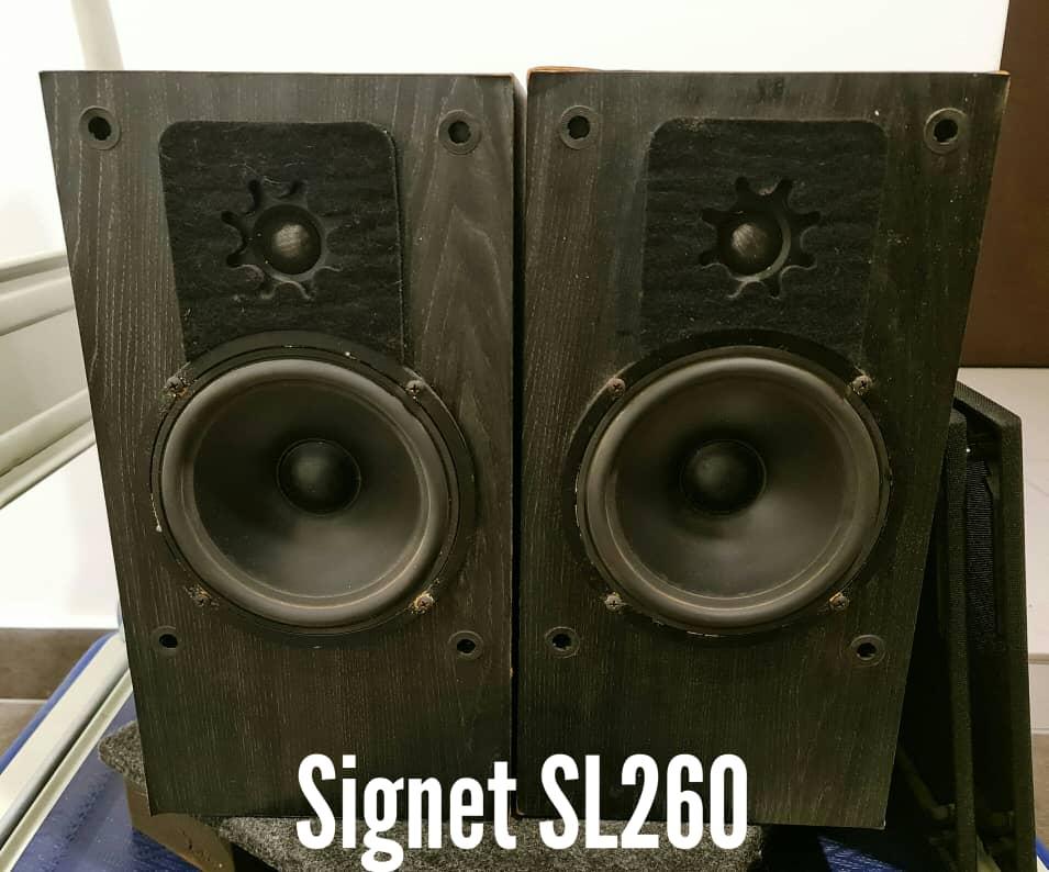 Signet SL260 Speakers 711