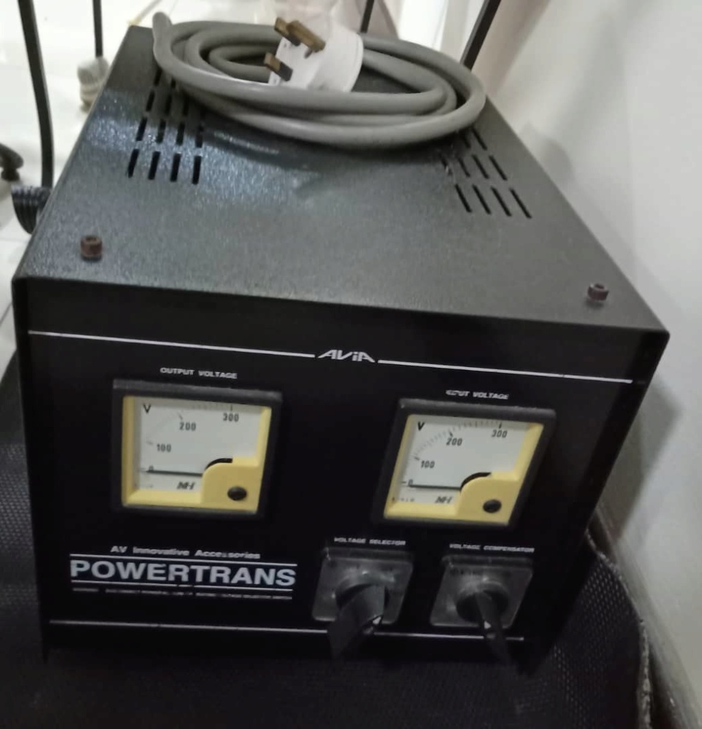 Avia Powertrans Isolated Power Regulator 4KVA A117