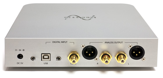 Calyx Audio DAC 24/192 DAC Digital-to-Analog Converter with CLPS External Power Supply A219