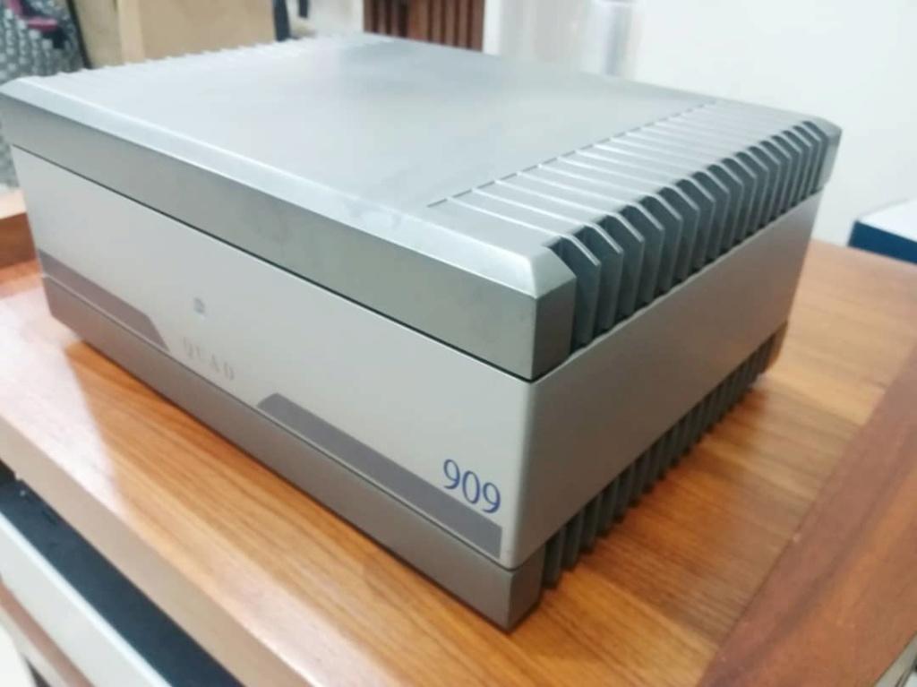 Quad 909 Power Amplifier A220