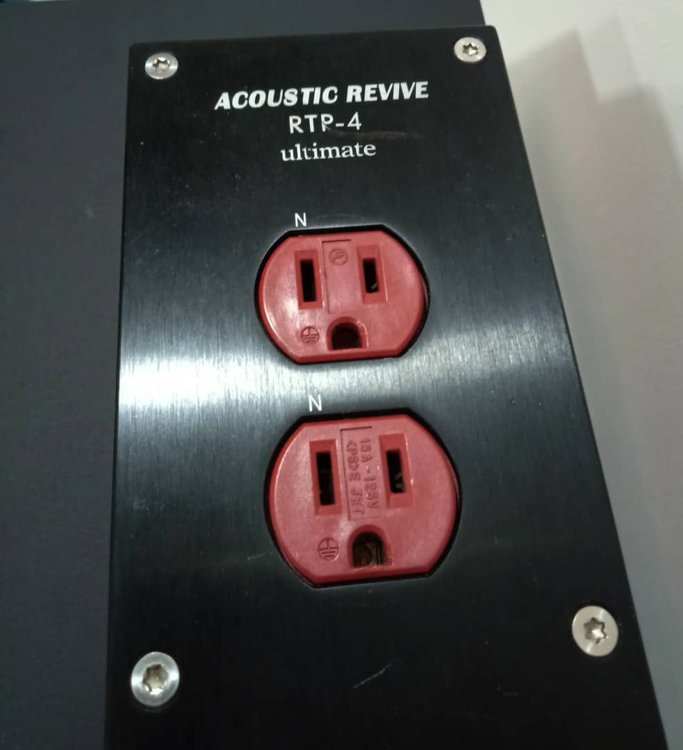 Acoustic Revive: RTP-4 Ultimate Power Conditioner A313