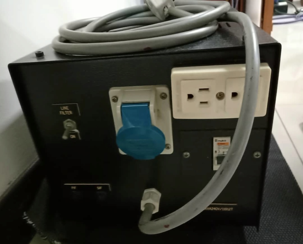 Avia Powertrans Isolated Power Regulator 4KVA A317