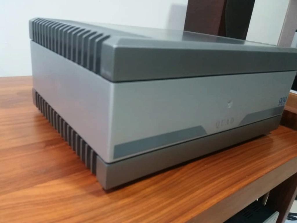 Quad 909 Power Amplifier A320